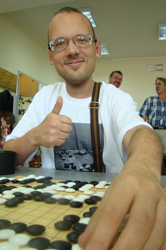 Олег Денисов на турнире