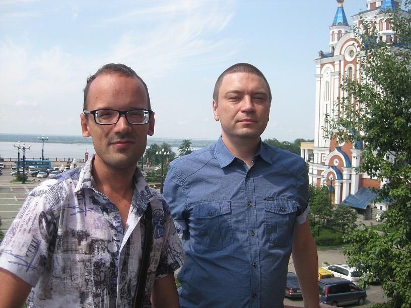 Олег и Руслан